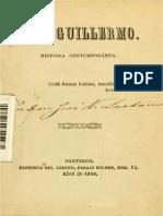 Don Guillermo (José Victorino Lastarria)