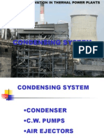 Condenser Graphical Analysis