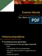 Examen Mental