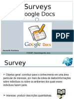 Survey Google Doc