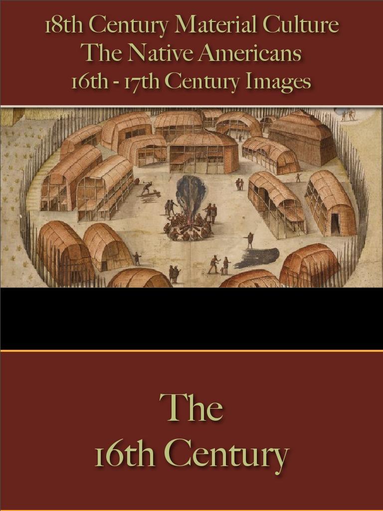 17th Century Sutlers