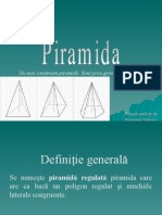 Proiect Piramida