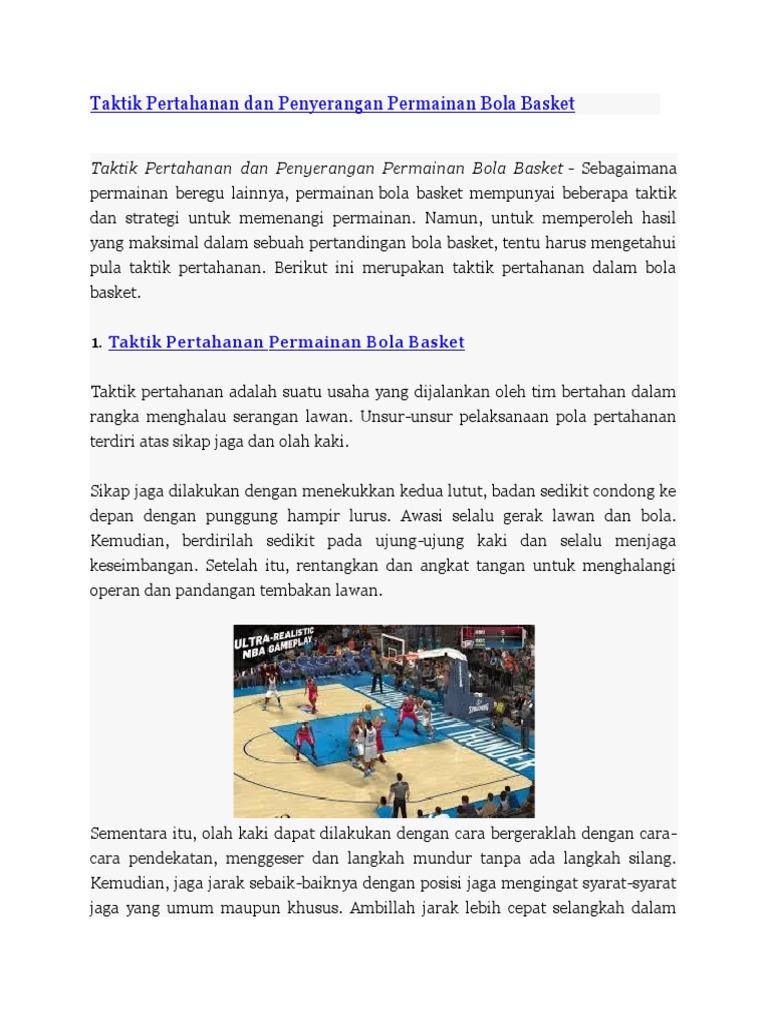 Apa Pengertian Bola Voli Basket Dan Sepak Bola Brainly Co Id