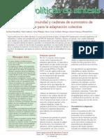 CAMBIO CLIMATICO MUNDIAL Y CADENAS DE SUMINISTRO DE ALIMENTOS, POLITICAS PARA LA ADAPTACION COLECTIVA.pdf