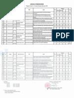 Jadwal Pendadaran Bulan Januari Wisuda Februari 2015