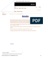 Sistemas Distribuidos - AMOEBA_ - Artículo de La Semana