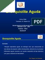 Bronquiolite Aguda
