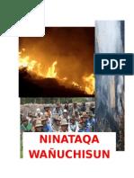 PL 1 Incendios Forestales Quechua
