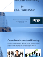 career development and planningmay