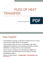 PRINCIPLE HEAT TRANSFER