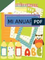 Mi Anuario preescolar bases