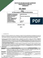 Silabo Ei v - Tic Aplicado a La Ed Inicial