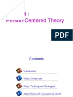 Edu3043-Topic 4-Person Centered Theory