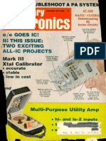 Elementary Electronics 1969-11-12