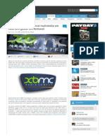 XBMC- monte sua central multimídia em casa sem gastar um centavo! - Software