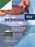 Beronang serta Prospek Budidaya Laut di Indonesia
