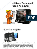Perangkat Penyusun Komputer