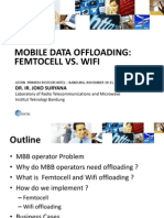 Femtocell vs Wifi