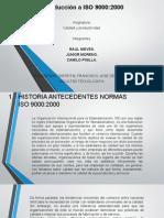 Introducción a ISO 9000