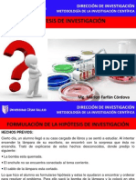 HIPÓTESIS+DE+INVESTIGACIÓN