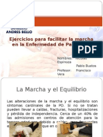 Ejercicios Para Facilitar La Marcha en La Enfermedad