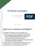 El Estudio Sociologico