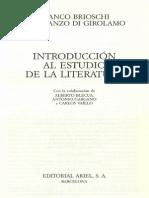 1. El Estudio de La Literatura