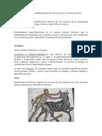Utilidad de La Representacion Tecnica en La Antigua Roma