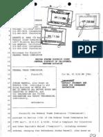 Jordan Maxwell Default Judgment for Fraud
