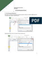 Módulo 3 Funciones de Excel