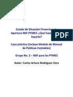 Libro ESFA NIIF PYMES Actualicese