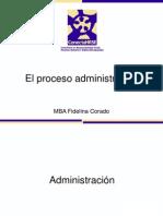 1 DyCO El Proceso Administrativo - Planeación