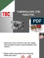 Tuberkulosis (Tb) Paru