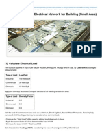 Electrical-Engineering-portal.com-Guideline to Design Electrical Network for Building Small Area
