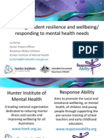 wellbeing ppt uts-presentation-5-nov-2014