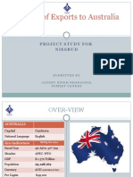PEST Analysis Australia