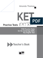 Ket Practestsextra Key