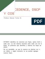 IP Precedence, DSCP y CoS
