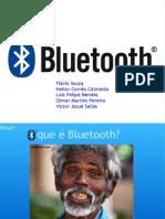 Apresentação sobre Bluetooth