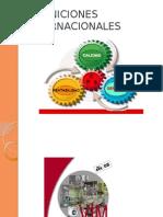 Definiciones Internaciones control de calidad