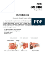 023 - Anatomy Book - Músculos Do Manguito Rotador Do Ombro
