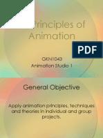 12 Principles of Animation 2015