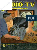 Radio TV Experimenter 1952 Vol 2