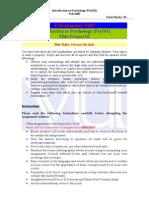 Fall 2009_PSY101!2!8Feb Project2