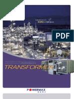 Powermax Transformer Brochure