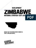 Restless Development Zimbabwe
