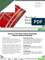 Fire Alarm Terminology