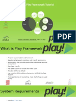 How to play at work - A play framework tutorial