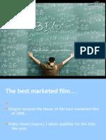 3 Idiots-Marketing Strategy