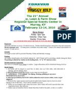 2010 HLF Newsletter to Vendors